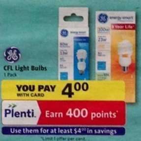 FREE CFL GE Bulb at Rite Aid (Starting 5/24)!