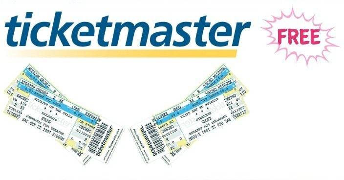FREE Ticketmaster Tickets!