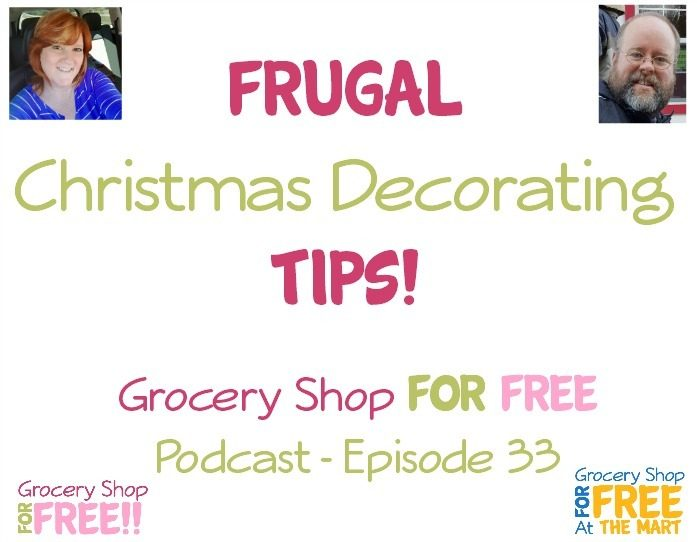 Frugal Christmas Decorating Tips!