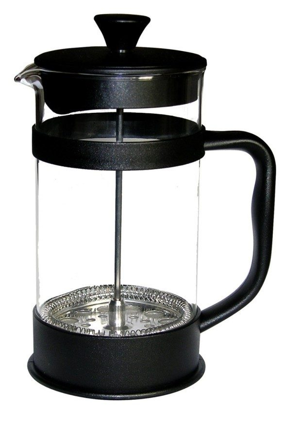 Glass French Press Coffee Maker Just $7.95 (Reg. $50)!