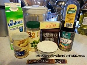 Gluten Free Low Carb Brownies