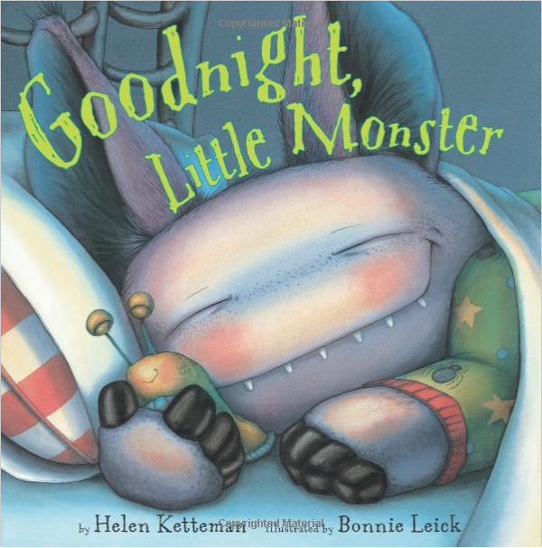 Goodnight, Little Monster Just $8.99!