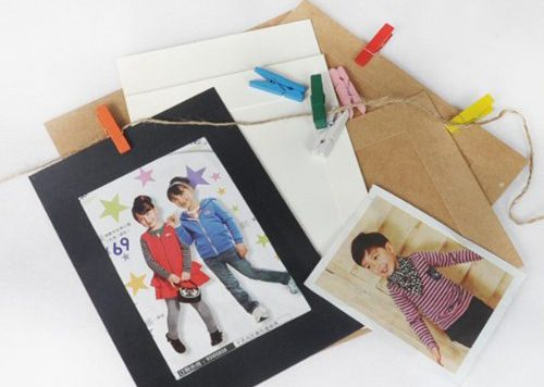 Hanging Photo Display Only $4.57 + FREE Shipping!