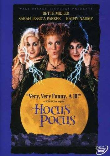 Hocus Pocus on DVD Just $4.99!