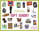 Grocery Shop For FREE Holiday Gift Guide 2016!