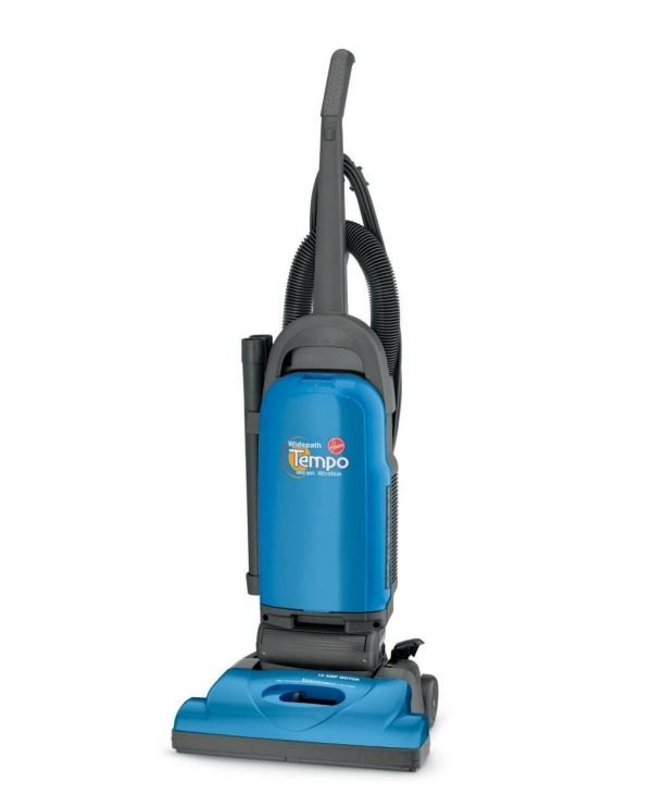 Hoover Tempo WidePath Bagged Upright Vacuum Just $48.99! (reg. $99.99)