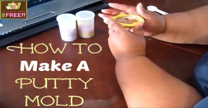 How To Make A Putty Mold!