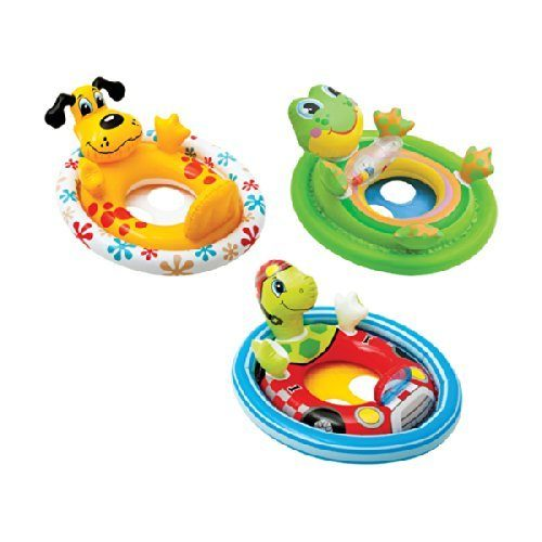 Intex Inflatable See Me Sit Pool Ride Only $7.75!