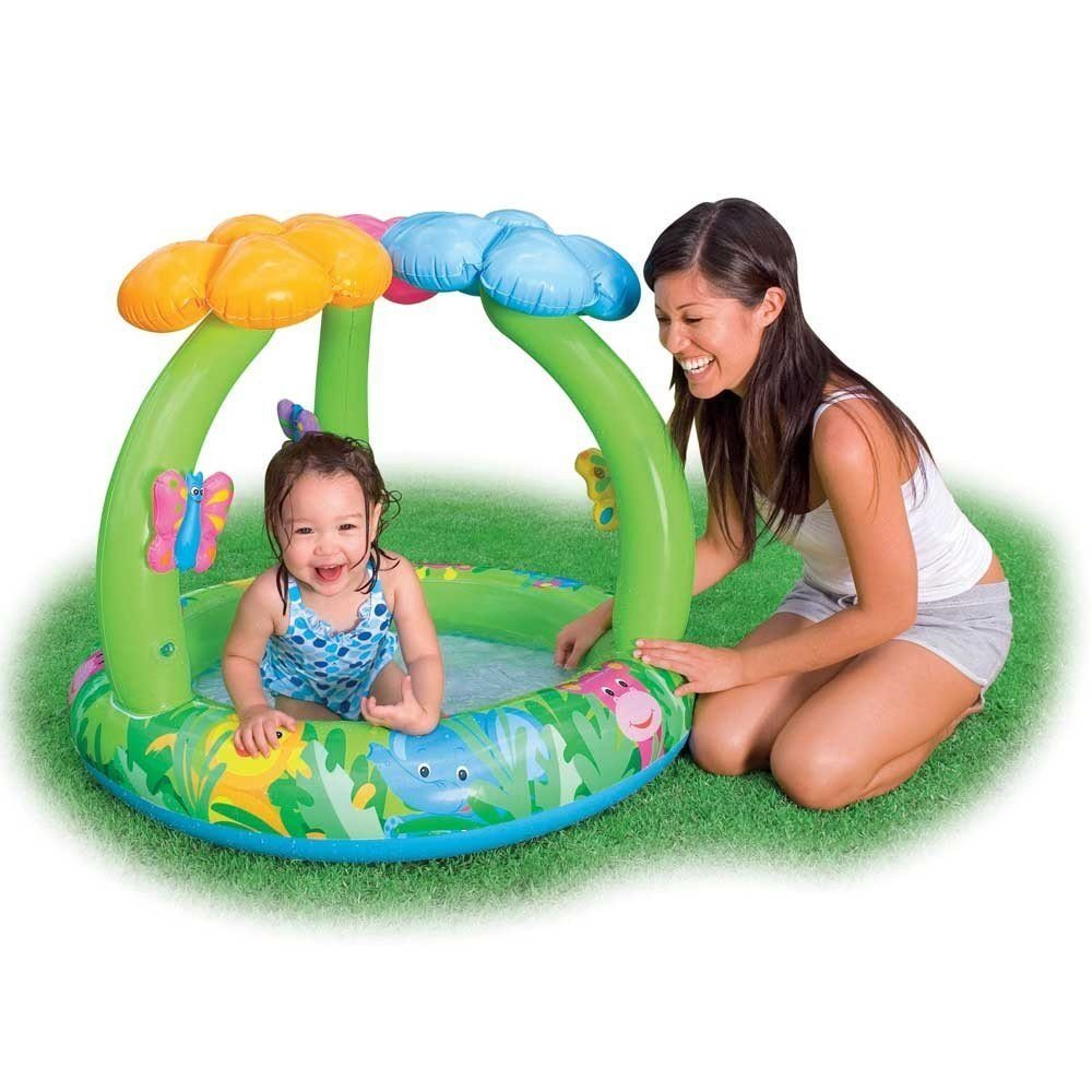 Intex Recreation Jungle Flower Baby Pool
