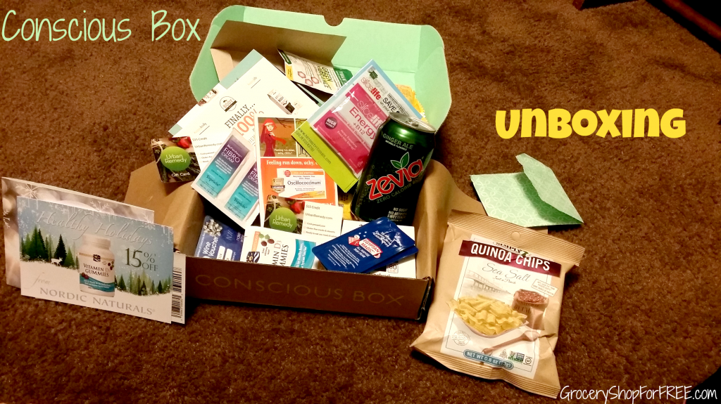 January Conscious Box Unboxing