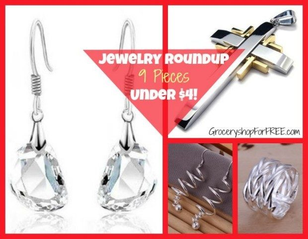 9 Jewelry Pieces Under $4!