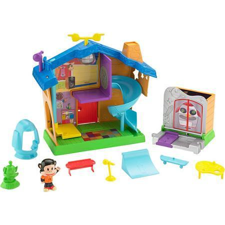 Julius Jr. Playhouse Set