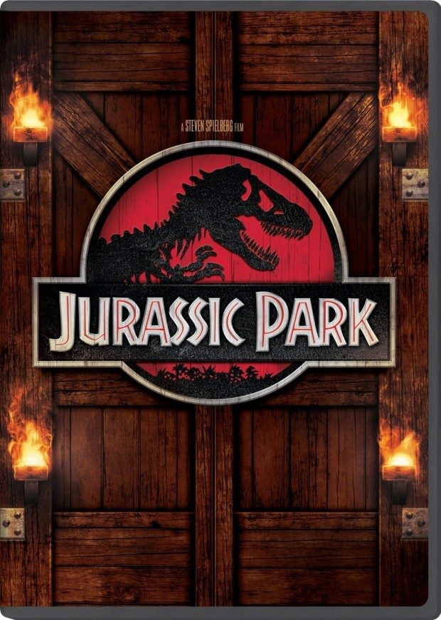Jurassic Park or The Lost World: Jurassic Park on DVD Just $4.75!