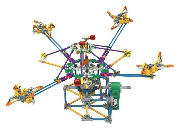 K'NEX Supersonic Swirl Building Set Just $12.18! (reg. $29.99)