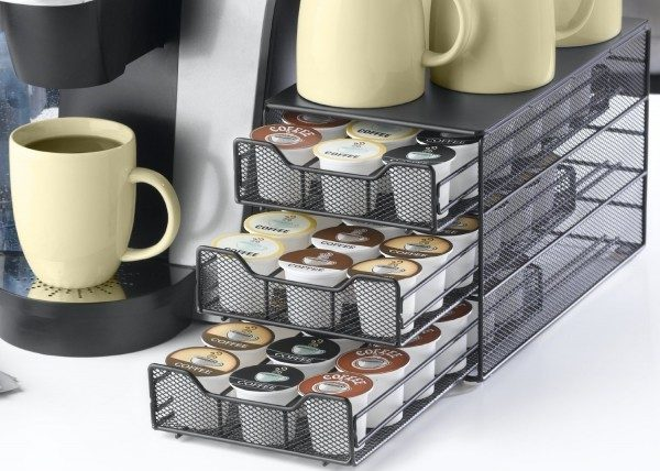 Keurig Brewed 3-tiered K-Cup Drawer Just $12.91! (reg. $34.99)