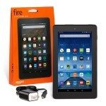 Kindle Fire, 7″, Wi-Fi, 8 GB – With Special Offers Just $39.99! FREE Shipping!
