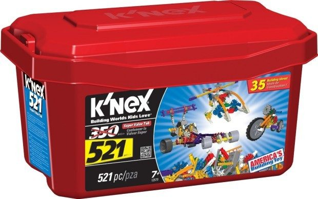 K'NEX 521 Piece Building Set Just $12.99!