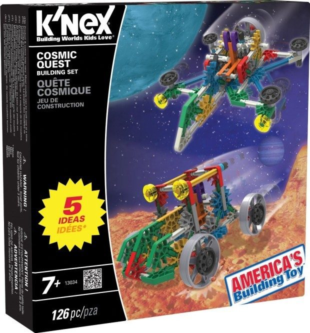K'nex Cosmic Quest Building Set Just $9.52!