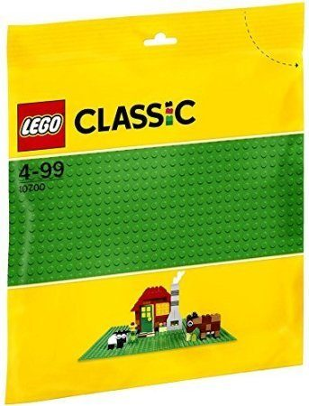 LEGO Classic Green Baseplate Supplement Just $7.19! Lowest Price!