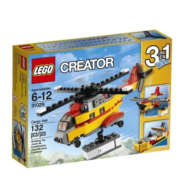 LEGO Creator Cargo Heliplane Just $8.59! Best Price!