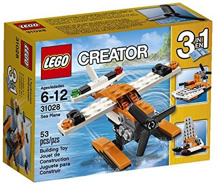 LEGO Creator Sea Plane Just $4!