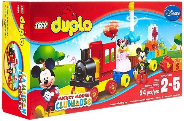 LEGO DUPLO Brand Disney Mickey and Minnie Birthday Parade Building Kit Just $14.99 Shipped! (reg. $24.99)