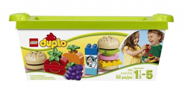 LEGO DUPLO Creative Play Creative Picnic Set Just $17.99!