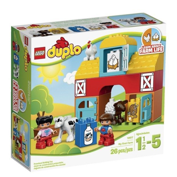 LEGO Duplo My First Farm Set Just $15.97!