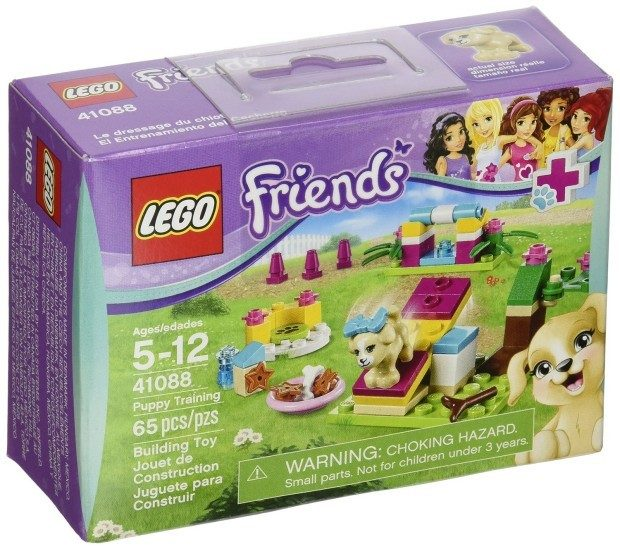 LEGO Friends Puppy Training $4.99 + FREE Shipping with Prime!