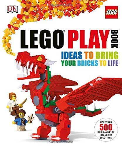 LEGO Play Book: Ideas to Bring Your Bricks to Life Just $12.24! Best Price!