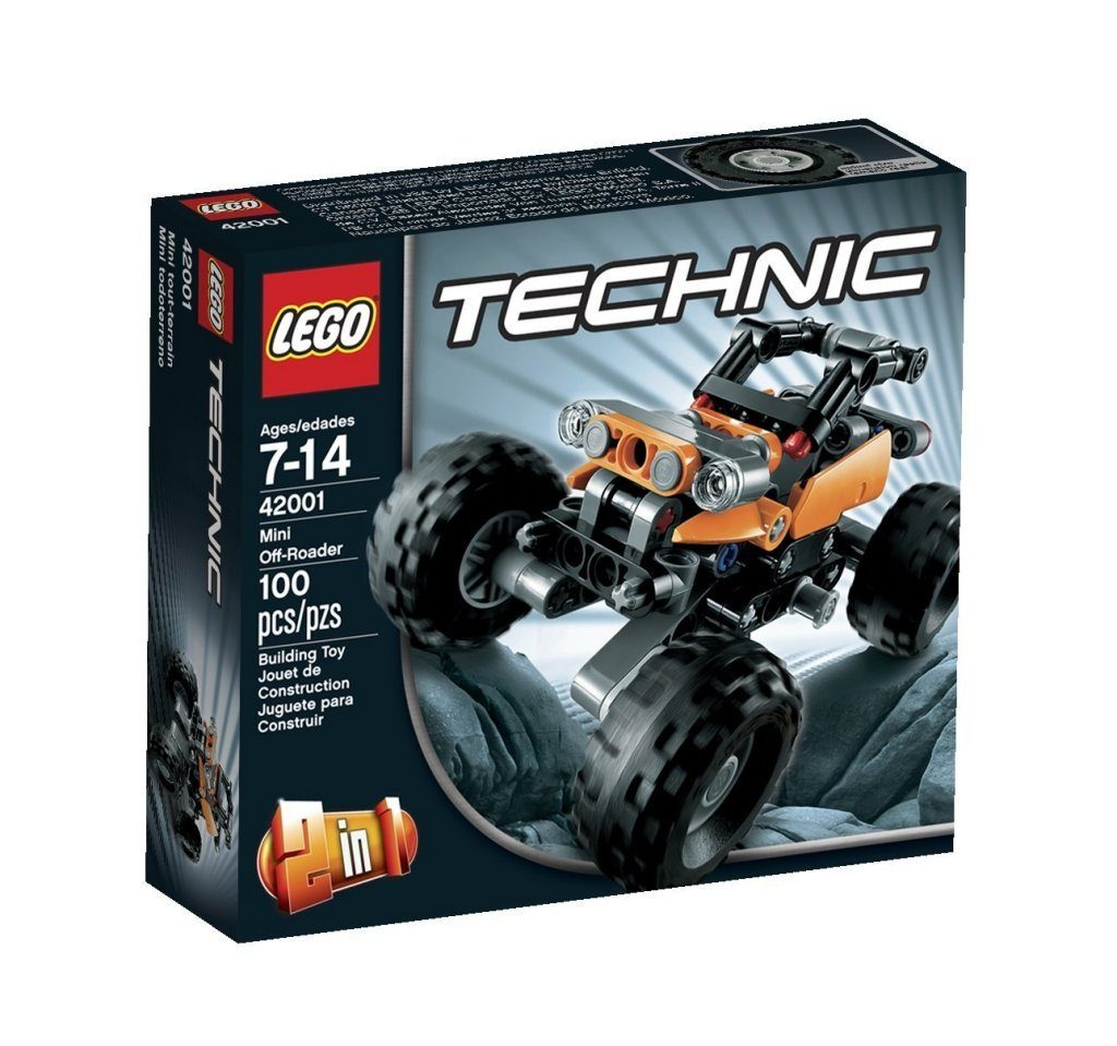 LEGO Technic Mini Off-Roader