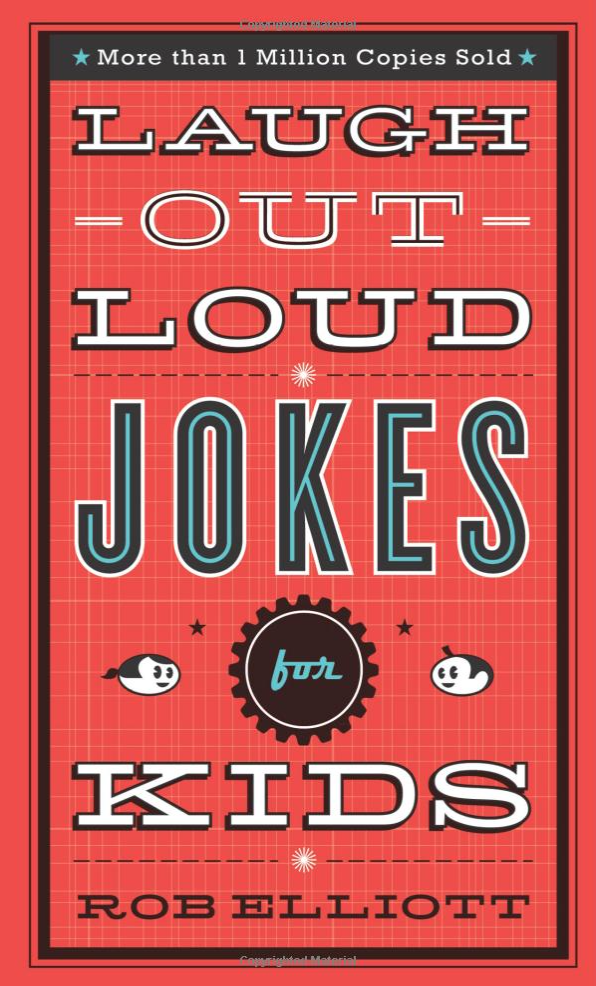 Laugh-Out-Loud Jokes for Kids Just $2.72!