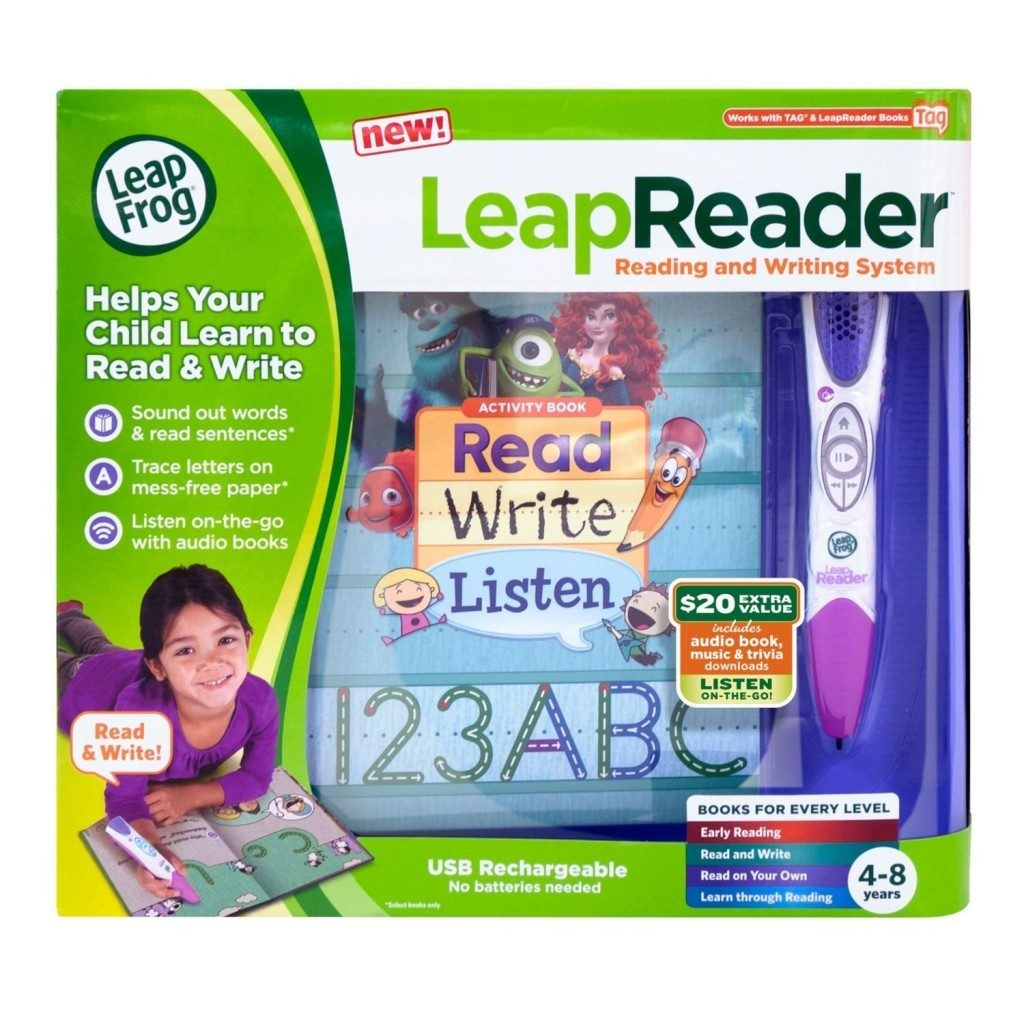 LeapFrog LeapReader Reading and Writing System Just $25.99! (reg. $49.99)