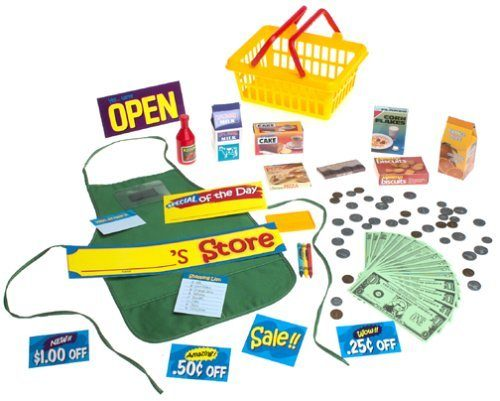 Learning Resources Pretend and Play Supermarket Set Just $10 Down From $25!