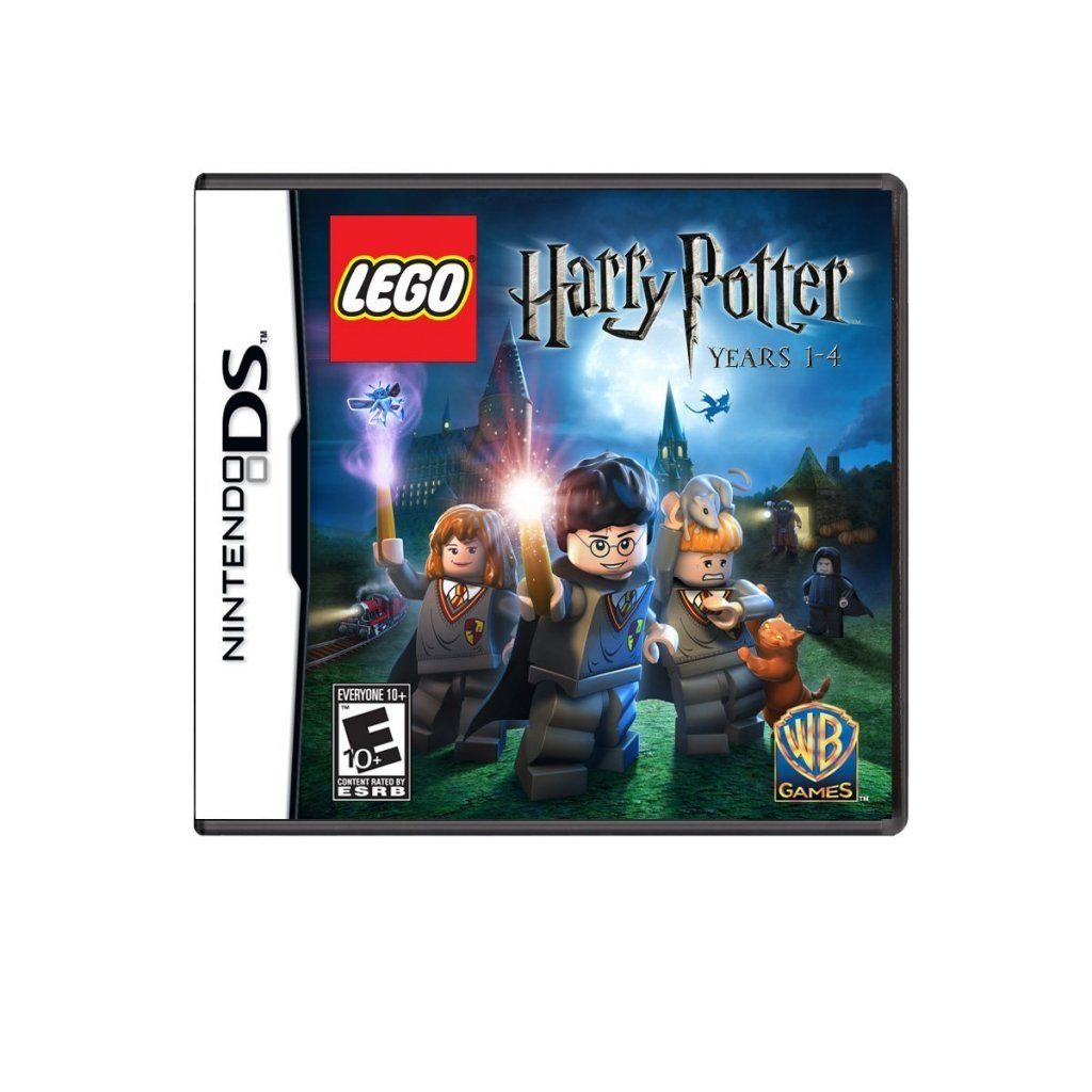 Lego Harry Potter: Years 1-4 - Nintendo DS $4.59 + FREE Shipping with Prime!