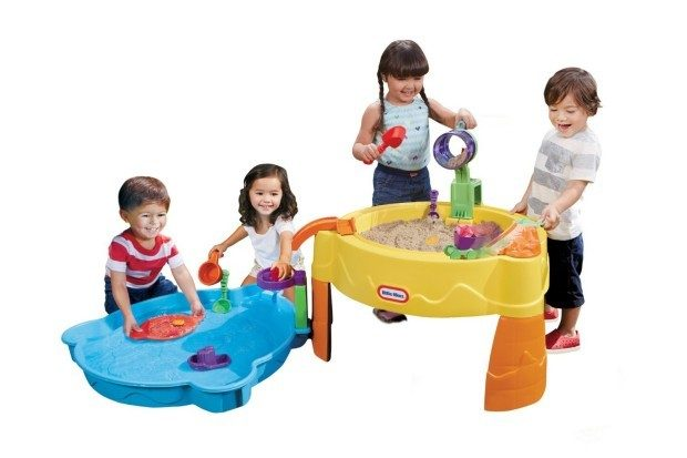 Little Tikes Treasure Hunt Sand and Water Table Just $39.24! Best Price!