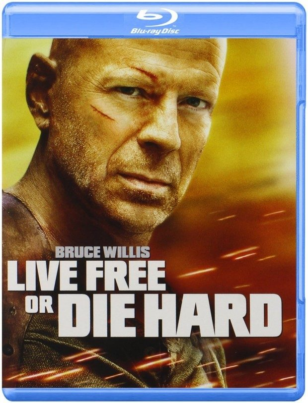 Live Free or Die Hard [Blu-ray] Just $5! (reg. $24.99)