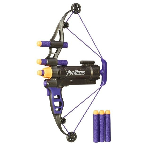 Marvel Avengers Hawkeye Longshot Bow Toy Just $9.84!