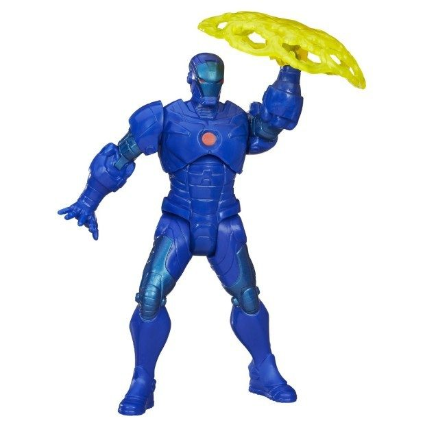 Marvel Mighty Battlers Stealth Tech Armor Iron Man Just $6.07!