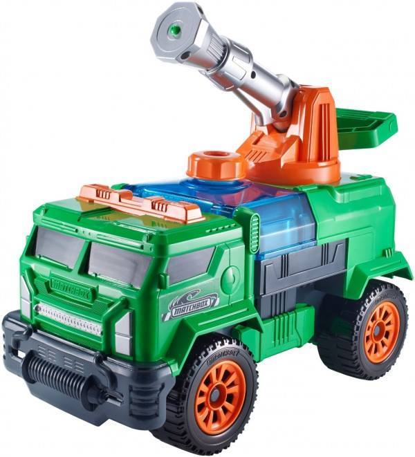 Matchbox Aqua Cannon Swamp Blaster Rig Just $8.66! (reg. $24.99)