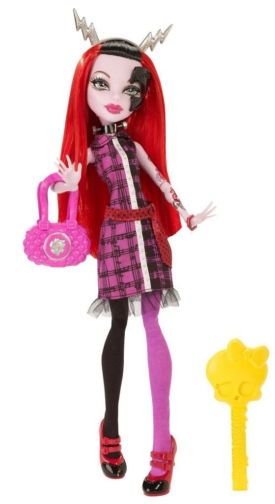 Monster High Freaky Fusion Operetta Doll Just $6.85! (reg. $14.99)