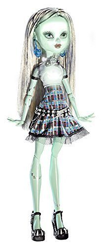 Monster High It's Alive Frankie Stein Doll $9.25 + FREE Shipping with Prime!
