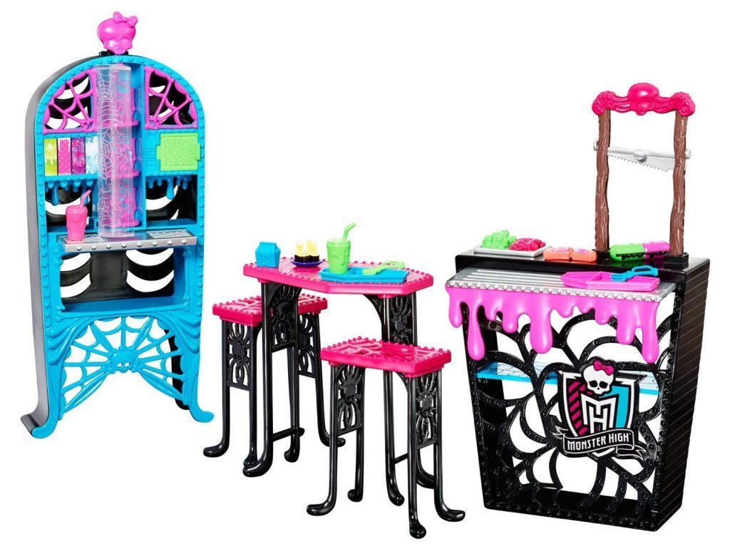 Monster High Social Spots Creepateria Accessory