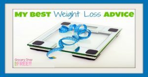 My Best Weight Loss Advice!