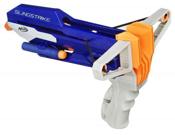 Nerf N-Strike Elite SlingStrike Slingshot Just $3.90!
