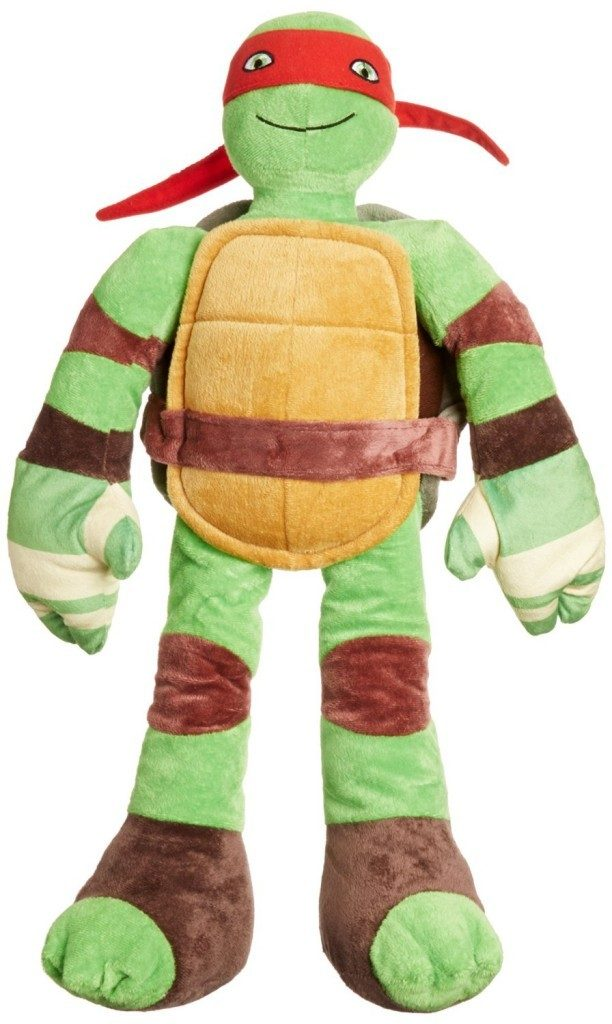 Nickelodeon Teenage Mutant Ninja Turtles Pillowtime Pal Pillow Just $12.73! (reg. $19.99)
