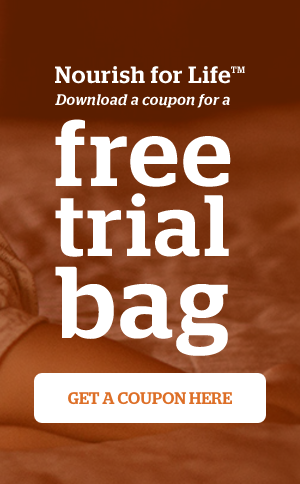 FREE Trial Size Bag Of NOW FRESH™ Or GO!™ Premium Dog Or Cat Food!