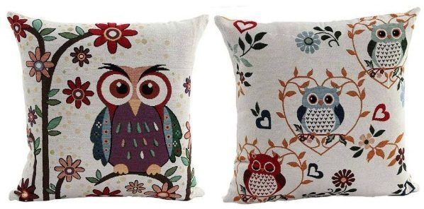 CUTE Decorative Owl Pillow Covers Only $5.59 + FREE Shipping!