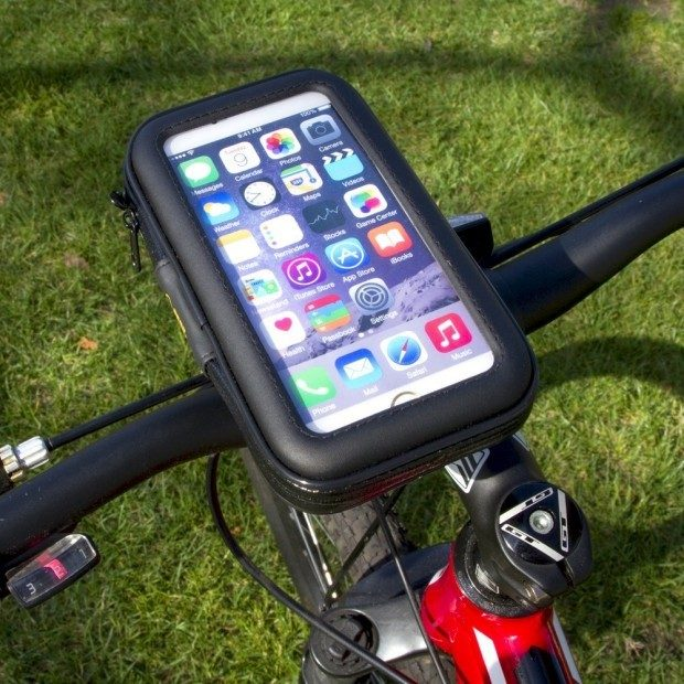 Smartphone Waterproof Case Bike Mount Only $12.99!