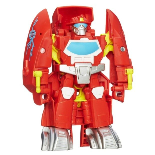 Rescue Bots Heatwave the Fire-Bot Figure Just $5.02! (reg. $10.99)
